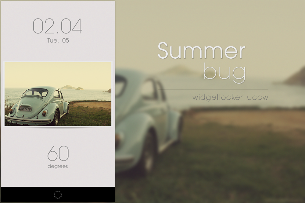 Summer Bug by AlexJMiller