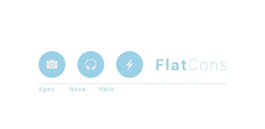 Flatcons by AlexJMiller