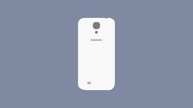 Galaxy S IV Flat