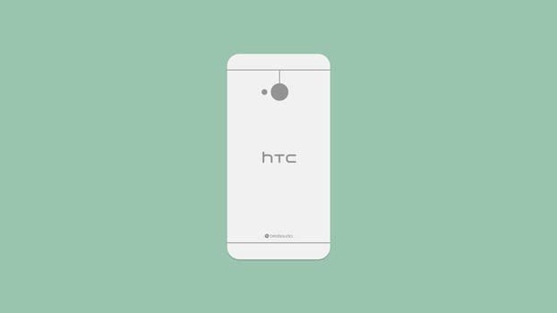 HTC One Flat