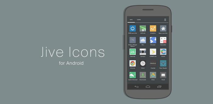 Jive Icons