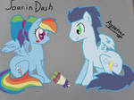 Flowers for Dashie