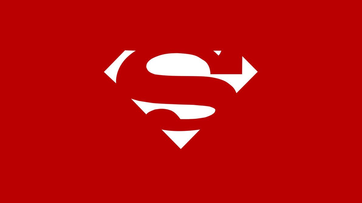 superman logo wallpaper 1080
