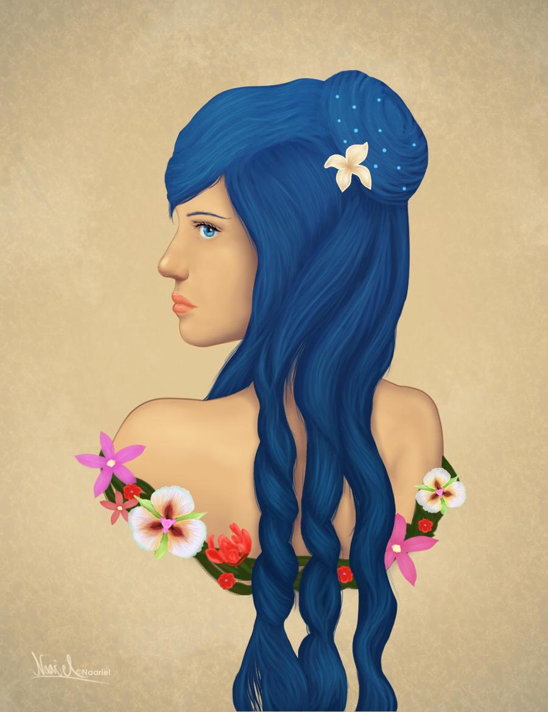 Oasis by Naariel