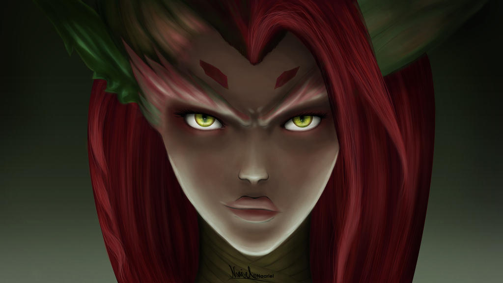 Zyra - Lethal Nature by Naariel