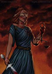 Justice (+timelapse) by Naariel