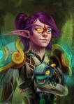 Commission: Druid