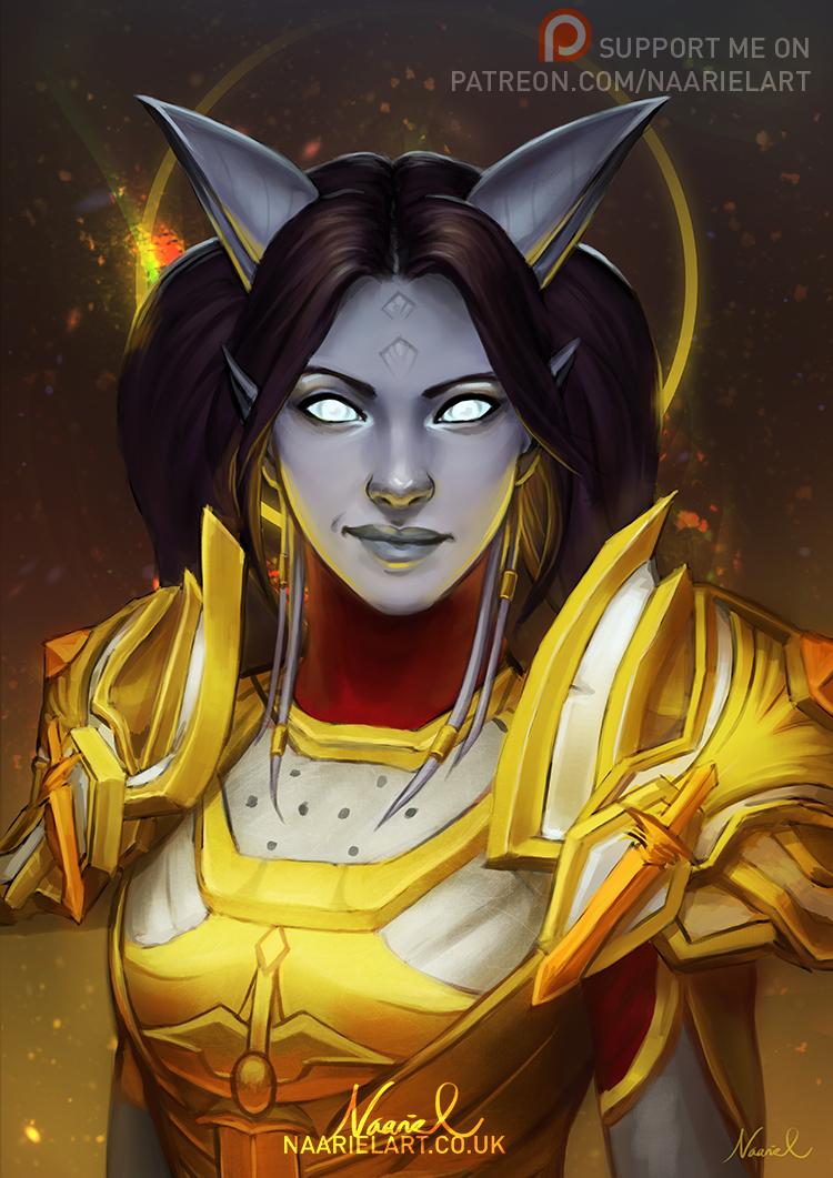 Warcraft Commission: Phazius by Naariel