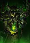 World of Warcraft Warlock Commission