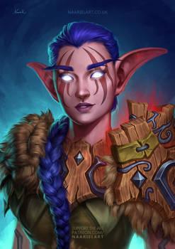 NIght Elf / World of Warcraft [C]