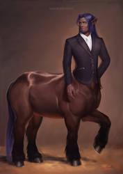 Centaur [C] by Naariel