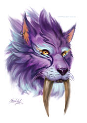 Feral Druid from World of Warcraft [C]