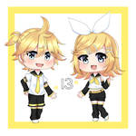 Rin and Len 2020