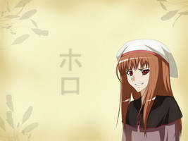 Horo wallpaper by Dismal-Sentinel