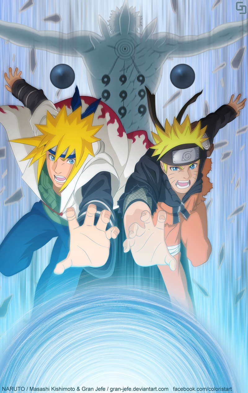 Naruto Cover 67 by gran-jefe