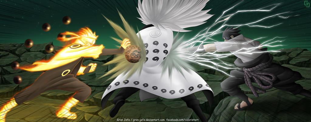 uchiha madara vs sasuke - photo #45