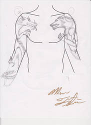 Tat Dueling-Beasts