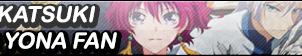 Akatsuki no Yona Fan Button by Yami-Sohma