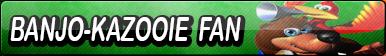 Banjo-Kazooie Fan Button