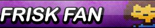 Frisk Fan Button by Yami-Sohma