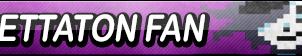 Mettaton Fan Button by Yami-Sohma
