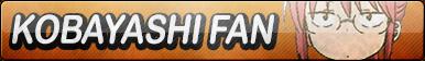 Kobayashi Fan Button