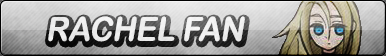 Rachel Gardner Fan Button by Yami-Sohma