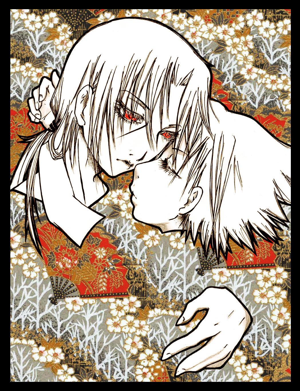 ++sakura and fans++ itasasu by itachi-fan-girl