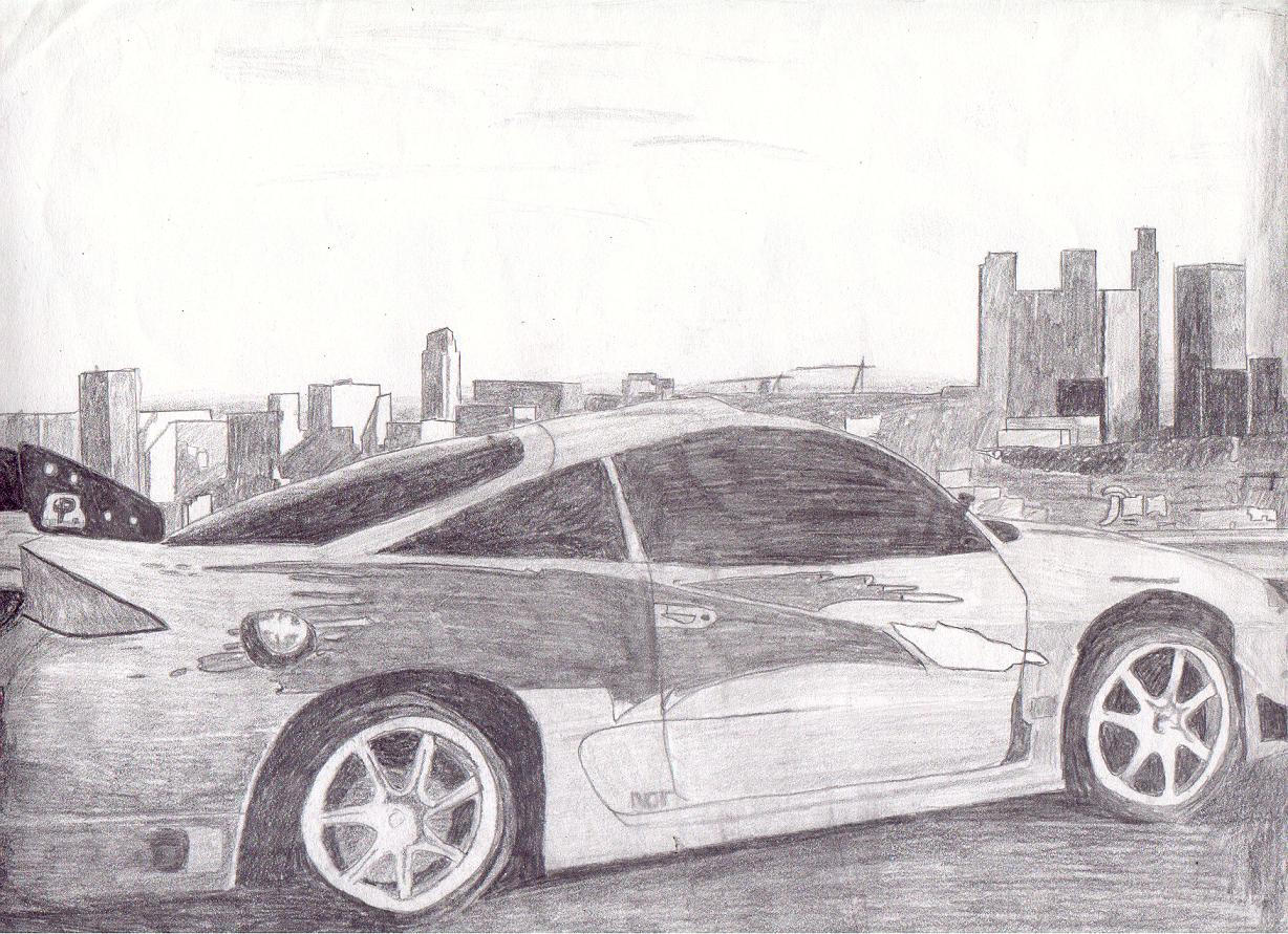 Pictures Of Fast And The Furious Cars Drawings Rock Cafe