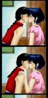 Ranma and Akane What if...