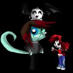 jorunal doll for maniac by wolfwrathgirl