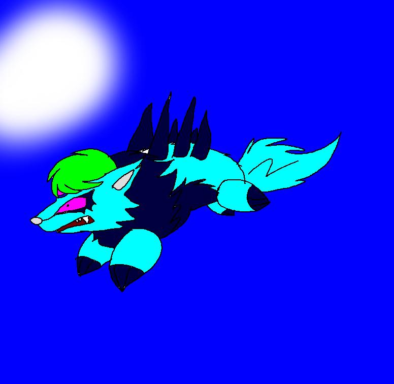 Dark W-girl Doll by wolfwrathgirl