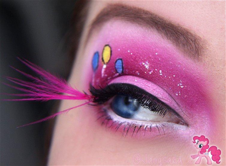 MLP: FiM - Pinkie Pie by Jangsara