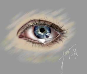 Sadness by Jangsara