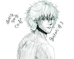 Gintoki Sketch #3