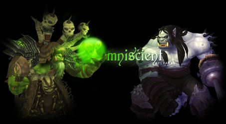 Omniscient by Imanomnom