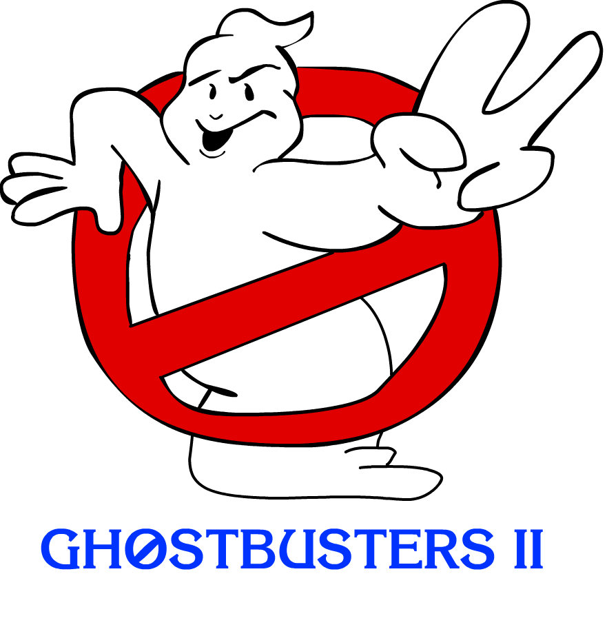 Ghostbusters 2 logo png