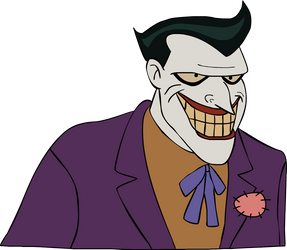 The Clown Prince of Crime by T95Master