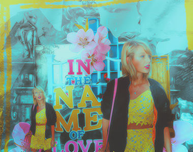 In The Name Of Love | Chapter by KennyJennur
