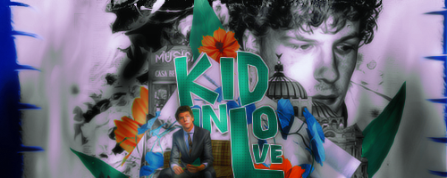 Kid In Love | Signature by KennyJennur