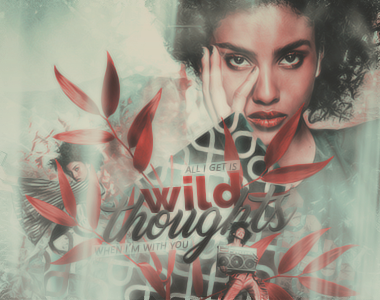 Wild Thoughts | Chapter by KennyJennur