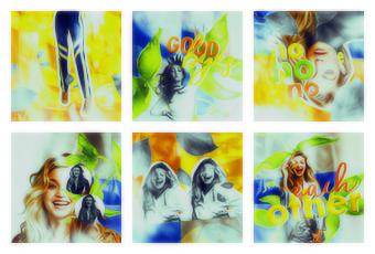 No Goodbyes | Icon Set by KennyJennur
