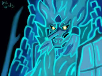 Naruto Madara's Perfect Susanoo by demonjester55