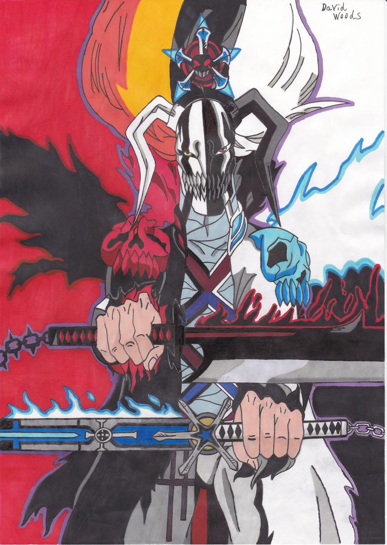 ichigo final form by demonjester55 on DeviantArt