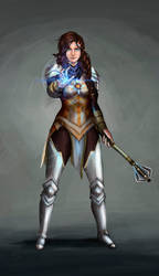 Clea the Cleric 2.0