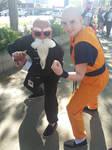Dragon Ball Z - Krillin Cosplay 02