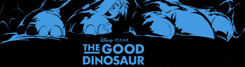 The Good Dinosaur deviantart 3 by TrinkaMarguaSimon