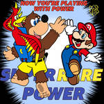 Super Rare Power!! by TaylorSwitch64