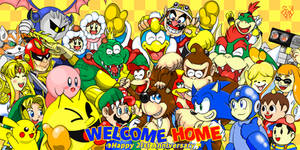 Welcome Home, Banjo-Kazooie. From Nintendo
