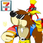 A day closer to Banjo-Kazooie for Smash to 7-11